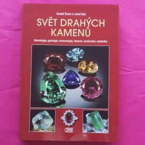 SVĚT DRAHÝCH KAMENU - 175 strán