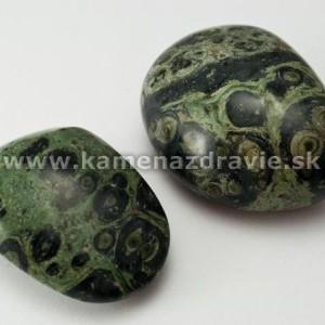 Jaspis kambamba - A kvalita