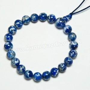 Energetický náramok - Lapis lazuli exQ.