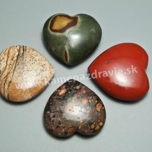 Srdce chňapka 4cm