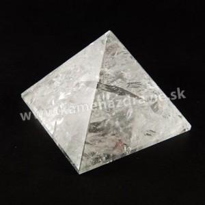 Pyramída krištáľ kvalita AA