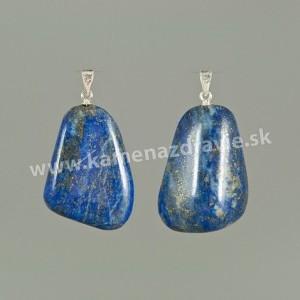 Prívesok lapis lazuli Ag