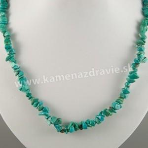 Tyrkenit - sekaný náhrdelník