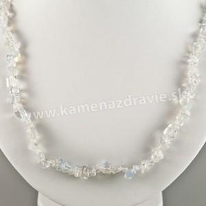 Opalit - sekaný náhrdelník