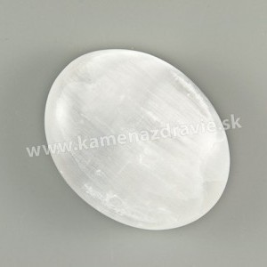 Masážne mydlo - selenit biely