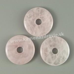 Donut krúžok - ruženín