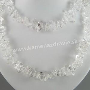 Krištáľ - náhrdelník krátky - extra kvalita