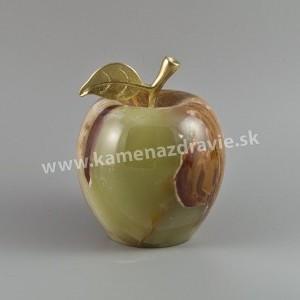 Jablko s listom 7,5 cm
