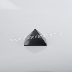 Šungit pyramída 3cm