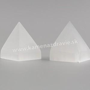 Selenit - pyramída