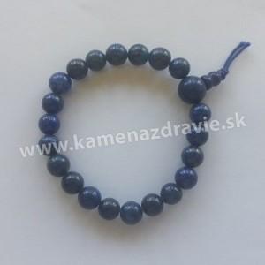 Energetický náramok - Lapis lazuli štandard kvalit