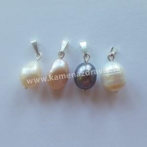 Prívesky - riečne perly