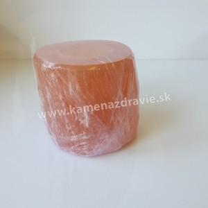 Svietnik - selenit - kaskáda oranžová