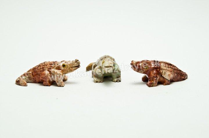Mramor krokodíl