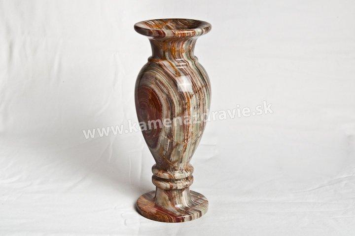 Váza 25x10cm