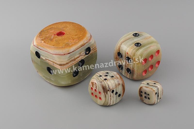 Kocka šťastia 4 - 5,3 cm x 5,3 cm